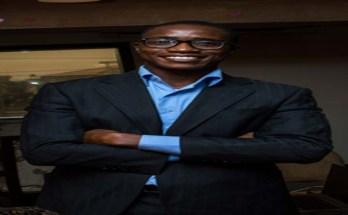 Joshua Alade, Convener, Nigerian Youth SDGs Network