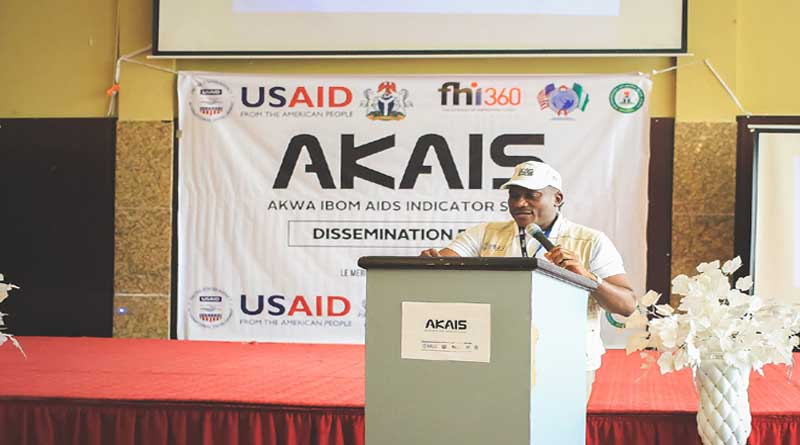 Usaid Akwa Ibom Hold Dissemination Event For First Ever Aids Indicator Survey African Newspage