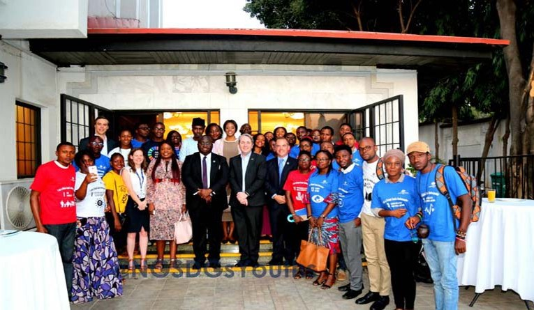 PHOTO NEWS: Nigerian Youth SDGs Network #SDGsStory event