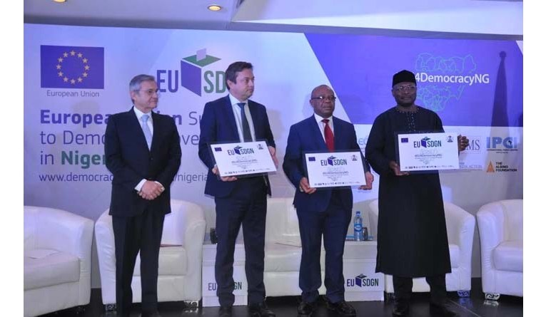EU launches €26.5M Support to Democratic Governance in Nigeria (EU-SDGN) project