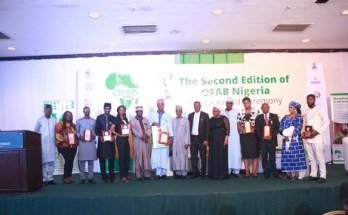 to celebrate deserving journalists and media practitioners who have made significant contributions to raising awareness about agricultural biotechnology in Nigeria