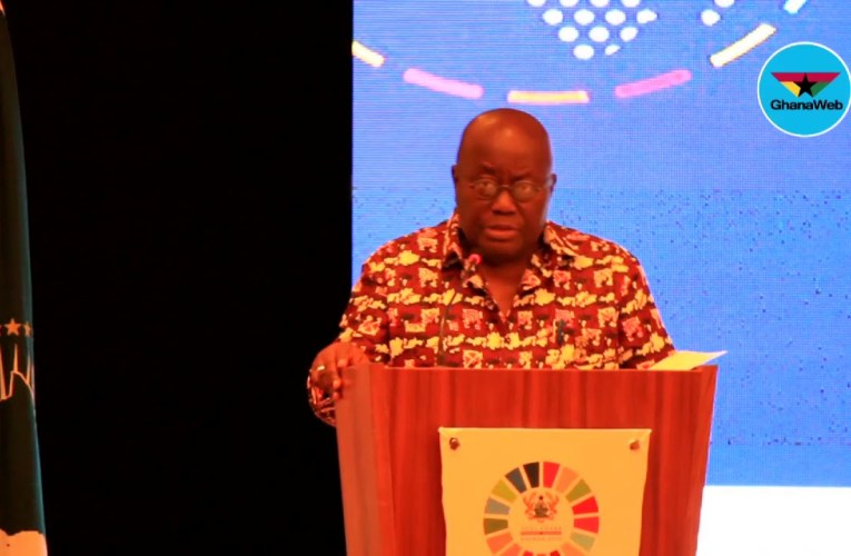 VIDEO: Africa has more to gain from SDGs – Akufo-Addo