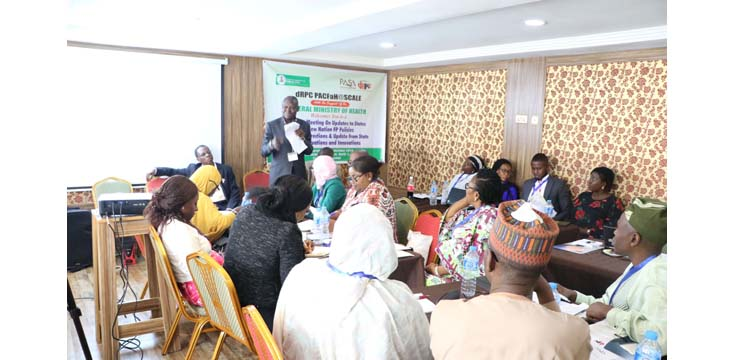 Dr Emmanuel Abanida, Senior Technical Adviser at dRPC-PAS while stating the objectives of the high-level meeting, on behalf of the Executive Director of dRPC, said the meeting was majorly aimed at addressing gender-related injustices in FP policymaking and implementation at federal and states' level in Nigeria.