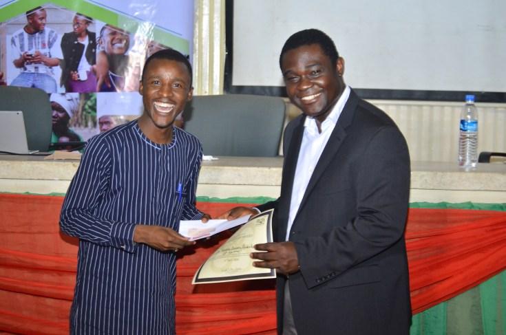 Ibrahim Banaru Abubakar, a resident doctor in family medicine at Ahamdu Bello University Teaching Hospital, Zaria