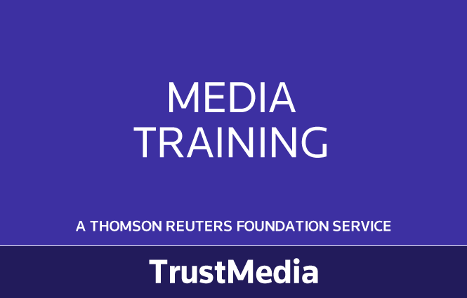 APPLY NOW! Reuters Foundation Media Training on Reporting  Human Trafficking and Modern Day Slavery