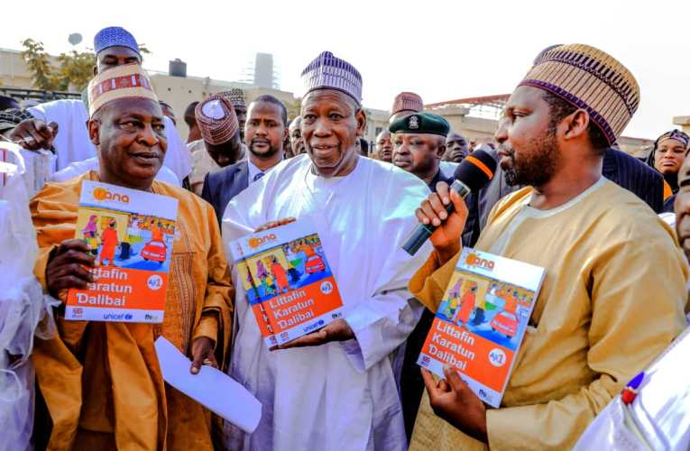 We've zero tolerance for out-of-school children – Ganduje