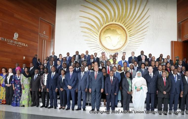 33rd AU Summit: 36th Ordinary Session of Executive Council underway in Addis Ababa