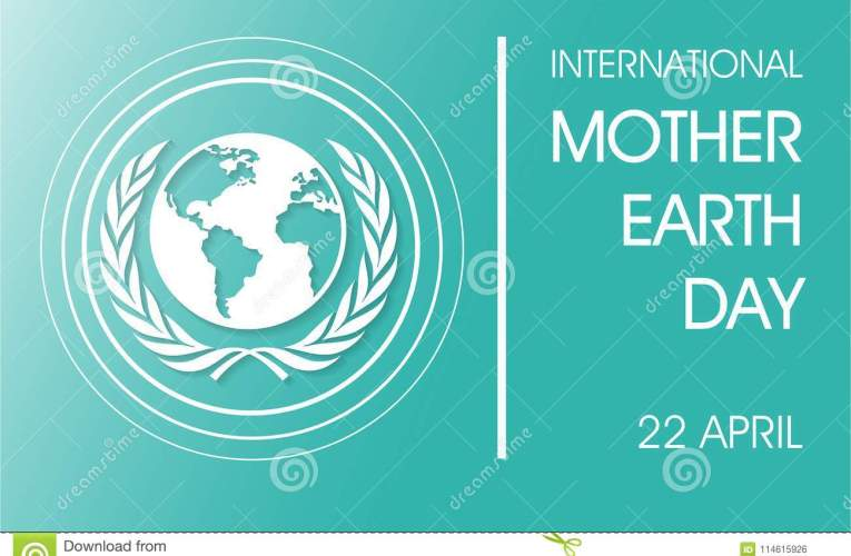 2020 marks 50th anniversary of International Mother Earth Day