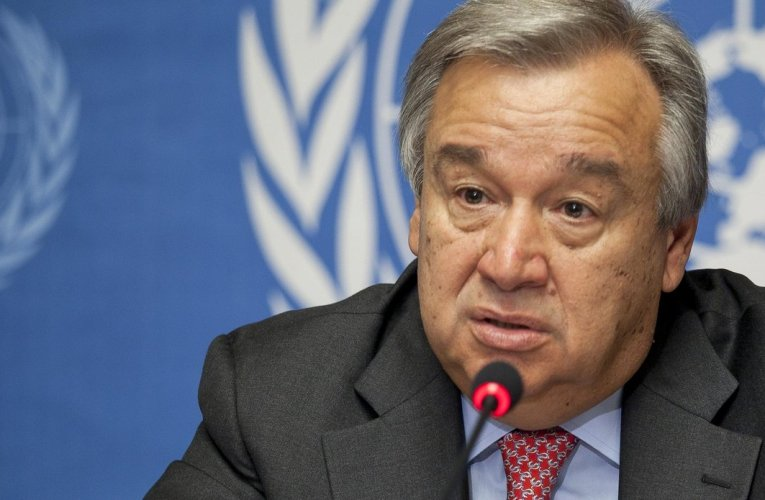 OP-ED | All hands on deck to fight a once-in-a-lifetime pandemic, By António Guterres