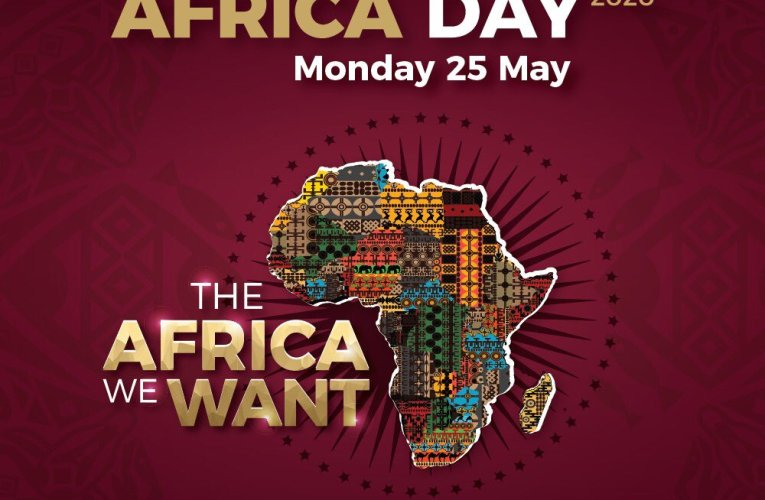 As Africa commemorates Africa Day 2020, Silencing the Guns remains top priority