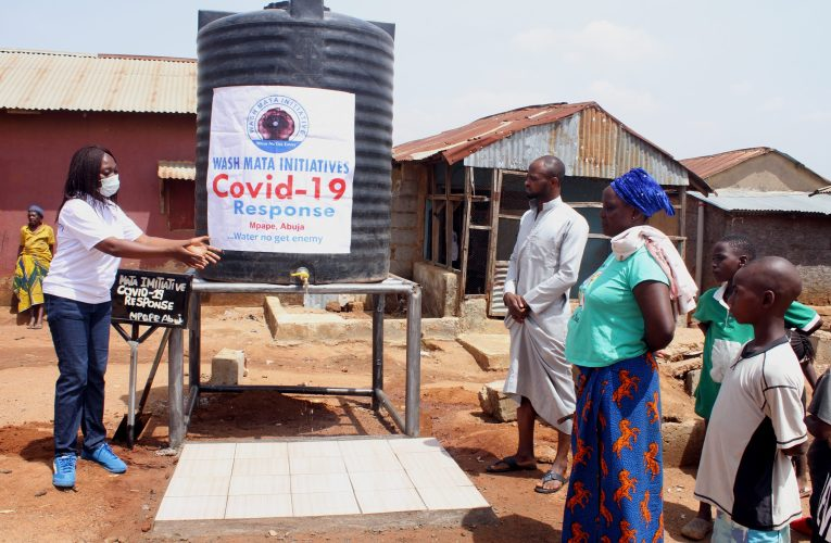 In Nigeria, poor access to WASH services threatens fight against COVID-19
