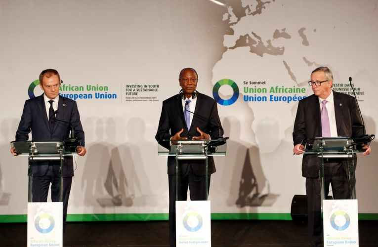 OP-ED   The AU-EU Summit didn't prove immune to COVID-19 – but that may be a blessing in disguise, By Geert Laporte