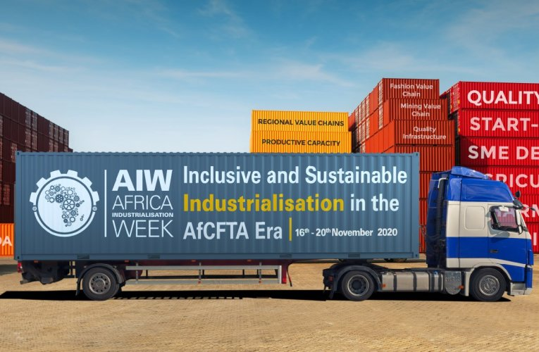 2020 Africa Industrialization Week explores industry-trade nexus in the AfCFTA era