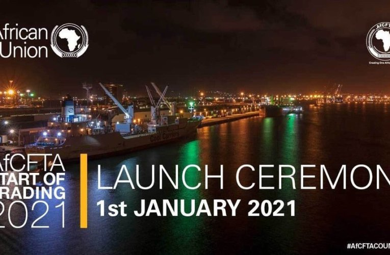 Historic! Trading under the AfCFTA launched