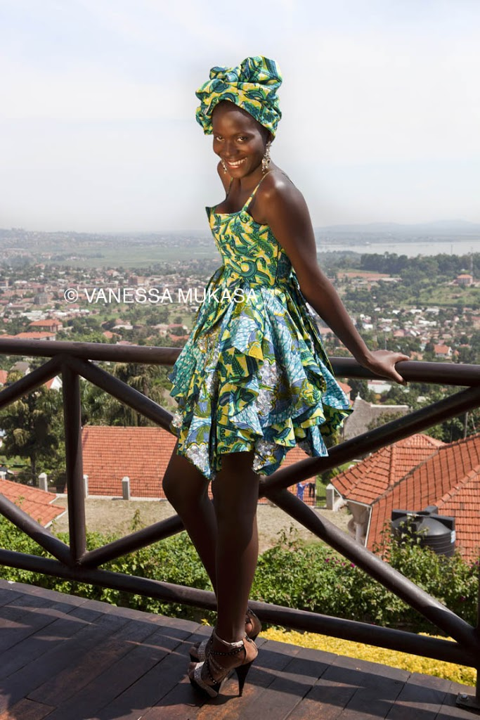 Fun Bold And Beautiful Vanessa Mukasa African Prints