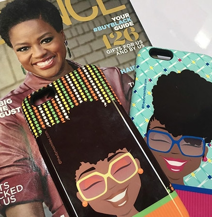 """Interview with Illustrator Daveia Odoi: """"I feel unstoppable – in a good way"""""""