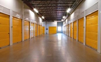 spacious storage facilities