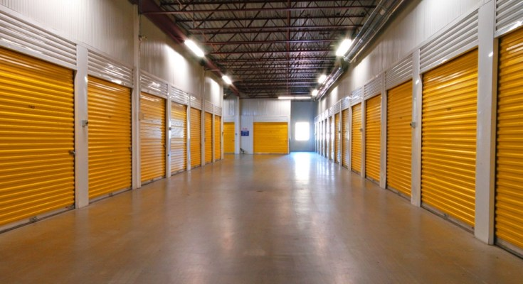 spacious storage facilities