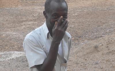 Moye: From Death's Door to 'Happily Rejoicing'