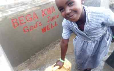 Help Support Water Wells in Uganda