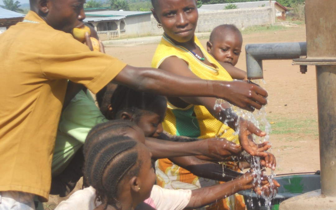 Access to Clean Water is Critical to Combat Pandemic