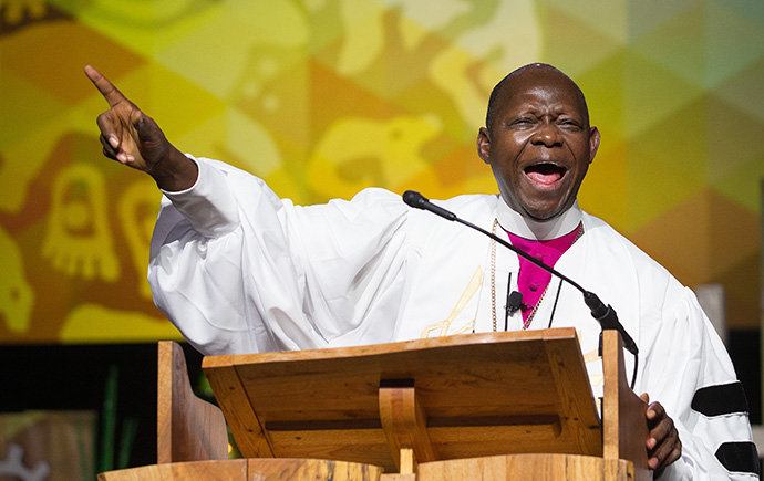 A Tribute to Bishop John K. Yambasu, the Resident Bishop of the Sierra Leone Area of The United Methodist Church