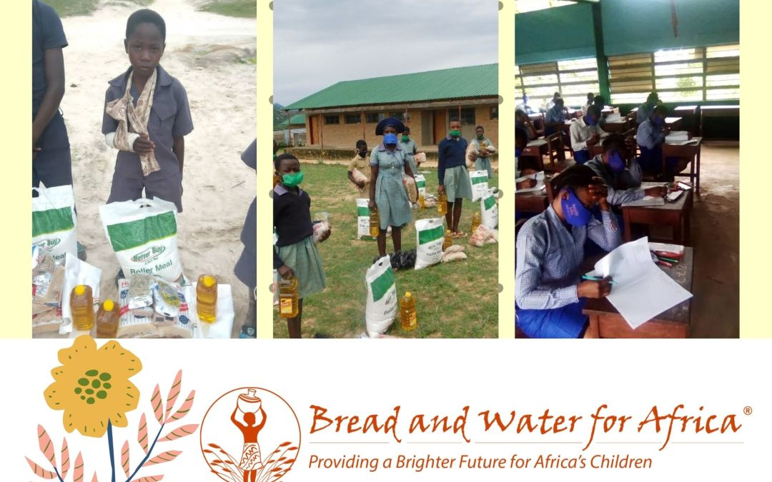 Update image -Covid Bread and Water for Africa® Helps Battle Effects of COVID-19 in Zambia and Zimbabwe