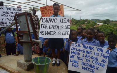 Bread and Water for Africa® Providing Clean Water in sub-Saharan Africa on World Water Day, and Every Day