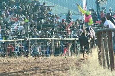 Kalahari Bray July Horse racing- South Africa