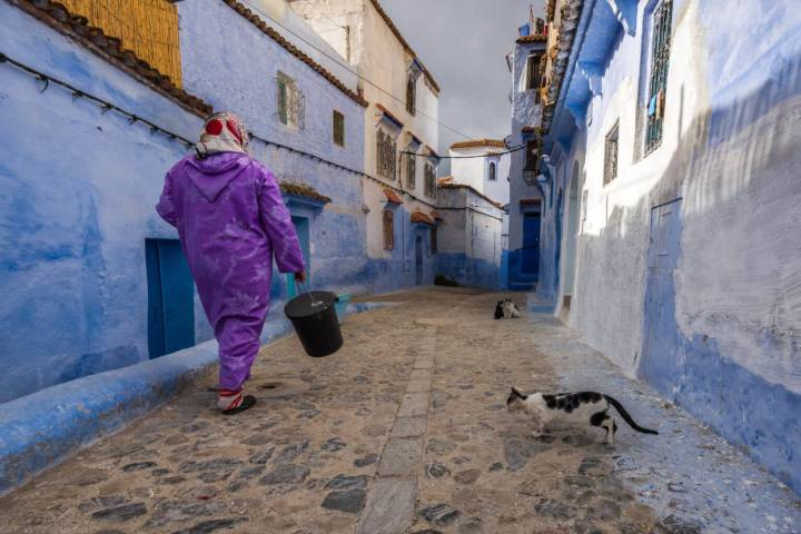 Morocco Life in color