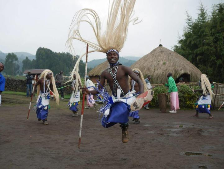 Enjoy akagera,Rwanda