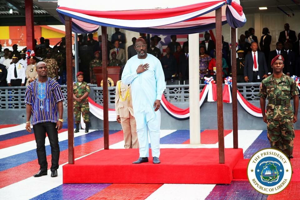 Liberia: Is President Weah A US Citizen? | Newspaper