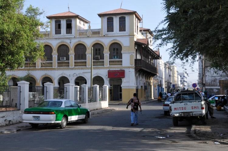 Djibouti_rue de Rome