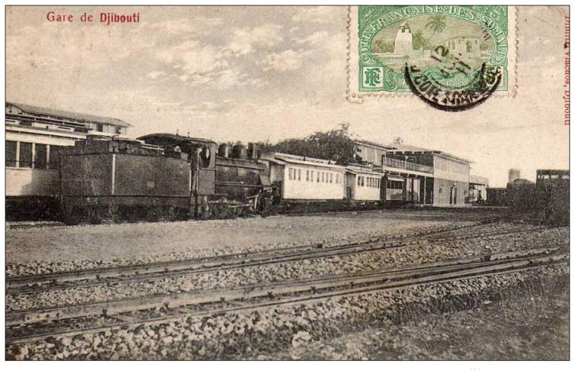 Gare de Djibouti-Vlachos (1911)