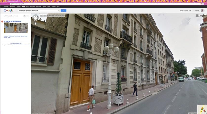 33 av Rép Montrouge