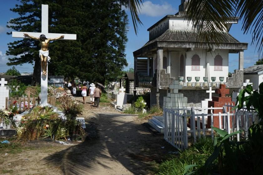 cimetière Tamatave