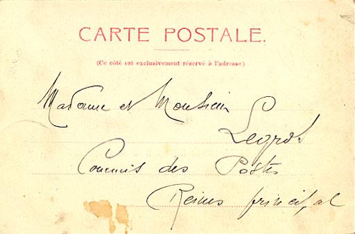 5-Ménelik II et sa suite-AM 5 (1908)V°