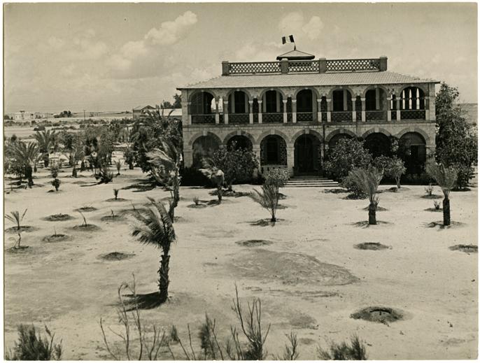 Djibouti maison du directeur 72