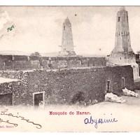 Georges en Abyssinie