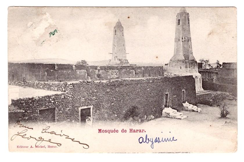 Mosquee-de-Harar