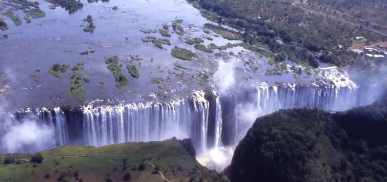 Victoria Falls africa tour
