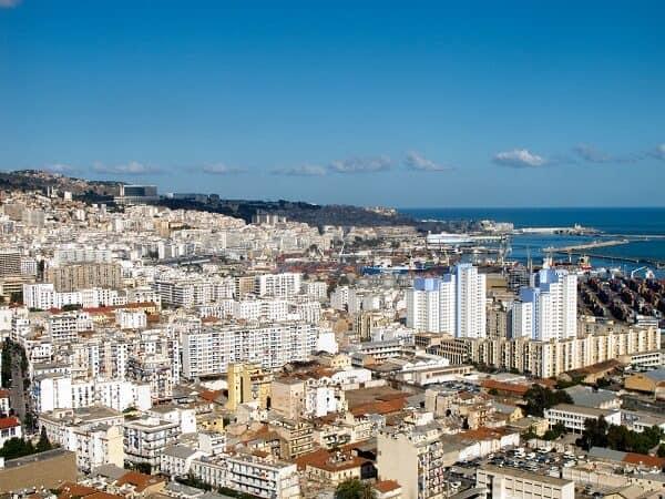 Algeris, Algeria