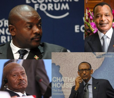 Africans Love Term Limits, But Will Readily Vote For A 'Third Termer'. What's Going On?