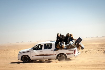 New Report Describes How African Migrants Cross The Sahara In Hopes Of Reaching Europe, But This Year Could Be Different
