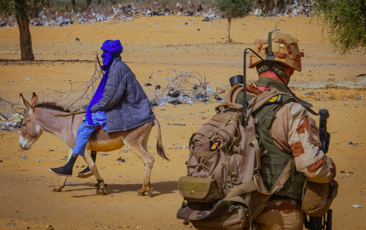 Africa's Insecurity Is Leading To A Growing Foreign Military Presence: Time To Ring The Alarm Bells?
