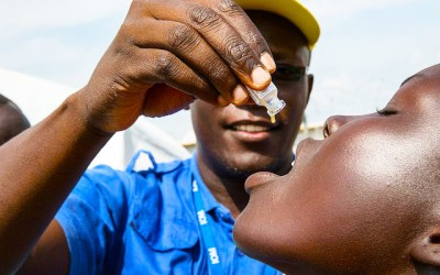 Two Million People In 5 African Countries To Be Protected  In Largest Cholera Vaccine Drive In History