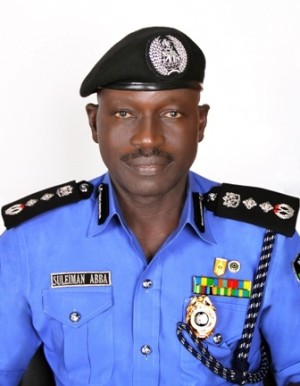 Developing News: Nigeria's Inspector-General of Police Sacked