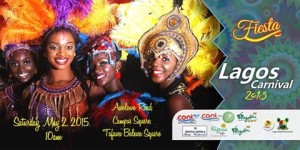 Lagos Sets May Second As New Date For Carnival