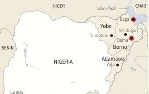 Over 5,000 Displaced Nigerians Return From Cameroun