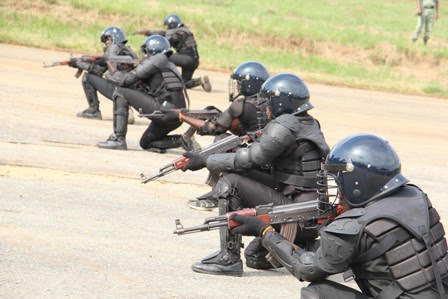 Nigerian Mobile Police Commanders Task On Professionalism And Strict Supervision Of Officers